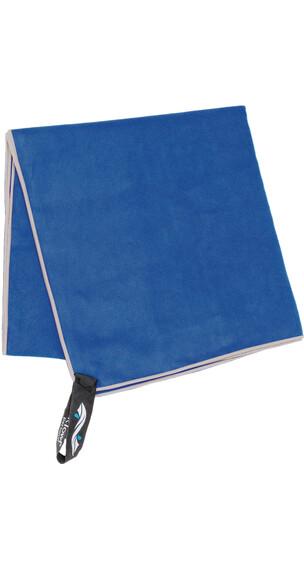 PackTowl Personal Beach Asciugamano blu